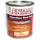 Lenmar High Solid Polyurethane Satin Quart