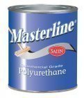 Masterline - Oil Based Polyurethane Satin (Quart)