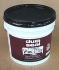 DuraSeal Trowelable Wood Filler - Walnut 3.5 Gallon