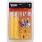 """Freeman Accessory Pack with Hose 1/4"""" x 1/4"""" Automotive"""