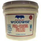 Woodwise Full-Trowel Filler - Red Oak Gallon