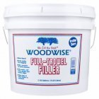 Woodwise Full-Trowel Filler - 3.5 Gallons