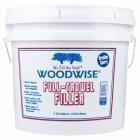 Woodwise Full-Trowel Filler- Walnut 3.5 Gallon Pail