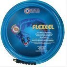 "Flexeel Hose, 1/4"" ID x 50', 1/4"" Industrial QDs w/ SR"